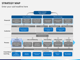 strategy map template strategy map template powerpoint free casseh info