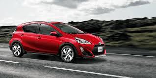 Toyota Aqua Toyota Aqua Trust Reliable Japan Car Exporter