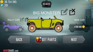 Big Car Garage by Hill Climb Racing Garage Update Create Your Own Unique Vehicle