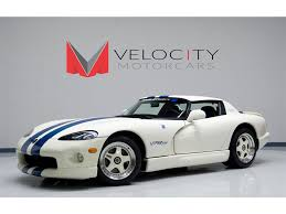 Dodge Viper Transmission - 1996 dodge viper carroll shelby rt 10 for sale in nashville tn