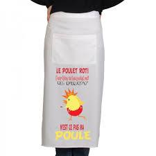 tablier de cuisine homme rigolo tablier de cuisine rigolo affordable bon repas inscrit sur un