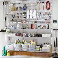 the container store platinum elfa utility basement storage the container store basement