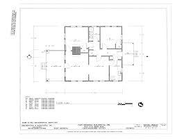 file floor plan fort benning building no 296 hunt club marne