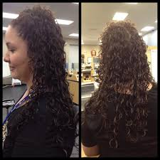 pictures of spiral perms on long hair spiral perm on long hair hair beauty that i love pinterest