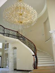 beautiful stairs stair elegant half turn staircase decorating design ideas with