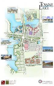 hitheater map the boardwalk at towne lake insite architecture inc