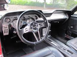 ford mustang 1967 interior 1967 ford mustang custom 2 door coupe 154234