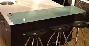 Glass Breakfast Bar Table Glass Breakfast Bar Search Kitchen Pinterest