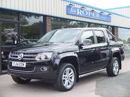 volkswagen pickup diesel used volkswagen amarok highline 2 0 bitdi 180ps 4motion 8 speed