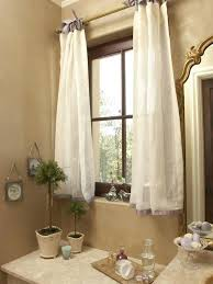 ideas for bathroom curtains small bathroom window valances bathroom window covering ideas