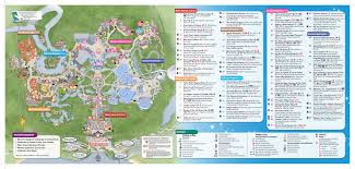 printable map disneyland paris park walt disney world magic kingdom map tagmap me