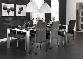 Table Salle A Manger Verre Design by Table Salle Manger Verre Bois Design Table A Manger Verre Bois