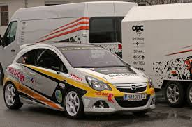 opel rally car riwal888 blog new opel corsa opc rally cup launched its