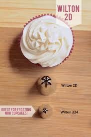 how to frost the perfect cupcake