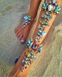 wedding barefoot sandals hot new fashion 2016 bracelet wedding barefoot sandals foot