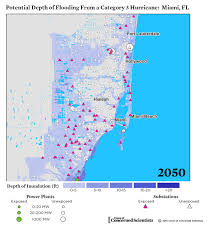 Flood Zone Map Florida by Lights Out Storm Surge Blackouts And How Clean Energy Can Help