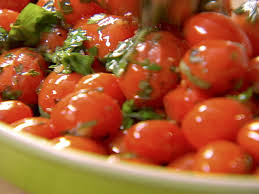 spotlight recipe garlic and herb tomatoes food network healthy