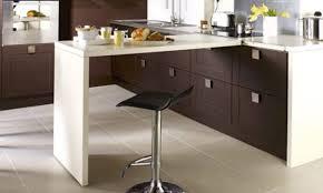 pied de plan de travail cuisine 6 options pour manger dans la cuisine côté maison