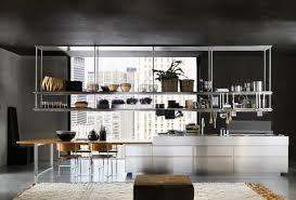 meuble cuisine suspendu cuisine aménagée meuble haut suspendu placard haut