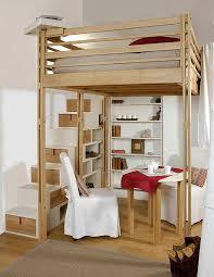 chambre modulable lit mezzanine modulable espace loggia