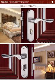 compare prices on china door lock online shopping buy low price door hardware china famous brand furniture lock high quality stainless steel hotel home door lock modern
