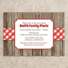 picnic invitation printable jpeg family picnic invite