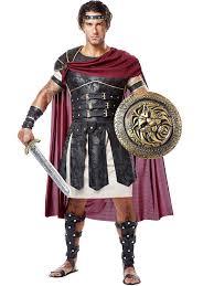 amazon com california costumes brave roman gladiator