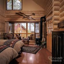 Beautiful Log Home Interiors Interior Awesome Cabin Interior Design Cabin Bedroom Decorating