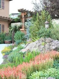 Rock Garden Plants Uk Gardens Plants Landscapes That Incorporate Plants With Rocks And