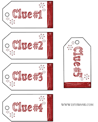 write a letter to santa template santa gift scavenger hunt free printables diy swank click here to download the clue tags in jpeg format