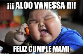 Vanessa Meme - aloo vanessa asian fat kid meme on memegen
