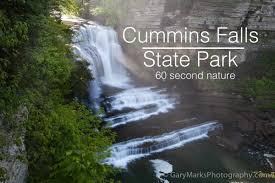 Tennessee waterfalls images Cummins falls state park tennessee waterfalls 60 second nature jpg