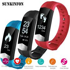 heart monitor bracelet iphone images Bluetooth smart wristband ecg display heart rate fitness monitor jpg