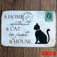 online get cheap cat wall plaques aliexpress com alibaba group