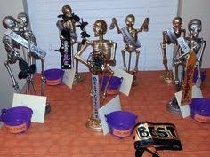 Halloween Costume Trophies Step Step Directions Dollar Store Skeleton