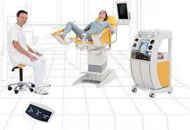 sedia ginecologica poltrona per visita ginecologica elettrica ad altezza