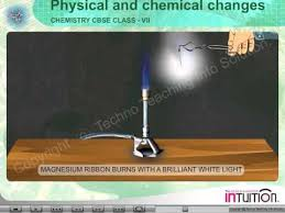 physical and chemical changes 5 example of chemical change