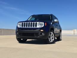 jeep renegade exterior 2016 jeep renegade test drive review autonation drive automotive
