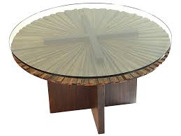 Modern Wood Dining Room Tables Mandala Dining Table Contemporary Rustic Folk Dining Room