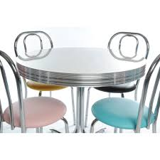 ice cream table and chairs picture 3 of 31 retro table and chairs awesome kitchen accessories