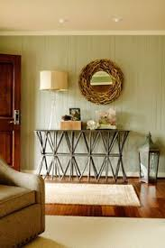 Upholstered Console Table Custom Built And Upholstered Console Table Design By Livenupdesign