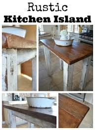 kitchen ideas rustic kitchen island with seating small kitchen