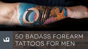 Forearm Tattoos For 50 Badass Forearm Tattoos For