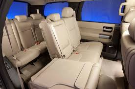 toyota sequoia seating capacity 2015 toyota sequoia reviews and rating motor trend