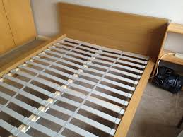 ikea malm bed frame with sultan luroy slats could deliver locally