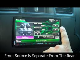 kenwood excelon dnx9990hd dual zone touchscreen dvd navigation