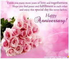 wedding wishes god my best wishes for you on your anniversary you thank you