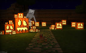 halloweenwallpaper minecraft halloween wallpaper by mcphysx on deviantart