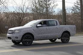 Ford Ranger Truck Recall - 2019 ford ranger spied testing in michigan autoguide com news