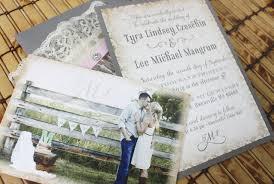 vintage lace wedding invitations vintage lace wedding invitation